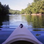 Canoeing with the Boys – Ijams Nature Center